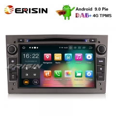 "Erisin ES7960PG 7"" Android 9.0 Opel Vauxhall Vextra Astra Corsa Car Stereo DVD DAB+ GPS Wifi OBD"